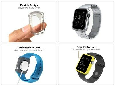 ULTIMATE PACK for Apple Watch (42 MM) - Gift Pack Includes Orzly Compact S