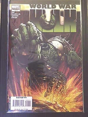World War Hulk Comic  LOT 11 Books Gamma Damage Aftersmash Front Line Incredible