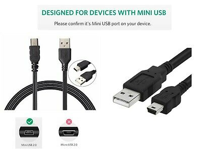USB DATA SYNC CABLE for Canon Digital Camera IXUS 200 IS 275 HS (Mini)