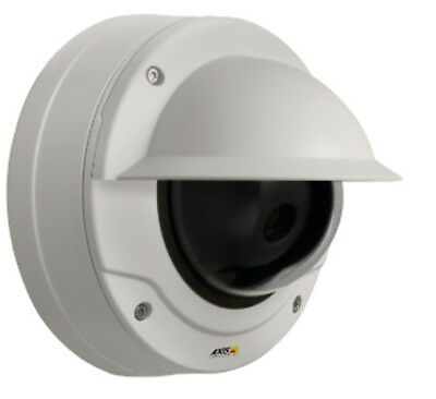 Axis Q3505-VE IP security camera Outdoor Dome White