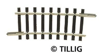 Tillig 83114 - TT Gauge - Curved Track R24/7,5° - New Original Packaging