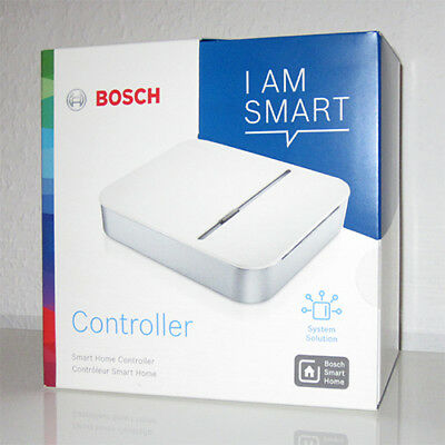 bosch smart home controller steuerung wlan app zentrale buderus junkers ovp neu eur 127 90. Black Bedroom Furniture Sets. Home Design Ideas