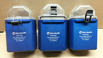 3 Fisher Scientific 75003452 Buckets! Free Ship!