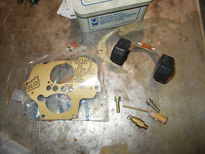 Kit Revisione Carburatore Fiat 128 Rally Coupe Fiat 9923260 Weber 32Dmtr20