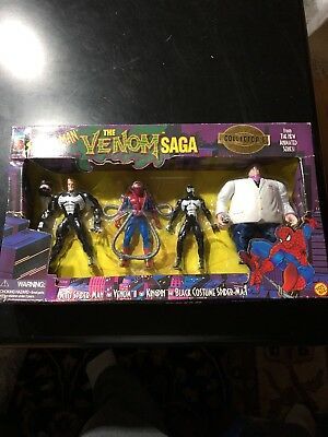 Spider-man The Animated Series: The Venom Saga Special Collectors Edition Figure