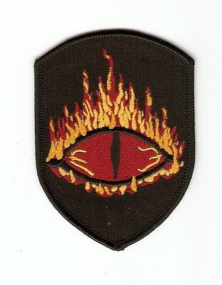 +  HERR DER RINGE  / LORD OF THE RINGS Aufnäher Patch SAURON