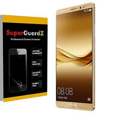 4X SuperGuardZ HD Clear Screen Protector Film Shield Armor For Huawei Mate 8