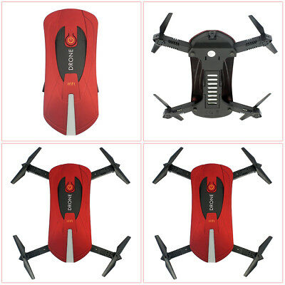 JY018 ELFIE WiFi FPV Quadcopter Mini Foldable Selfie Drone with 2MP Camera