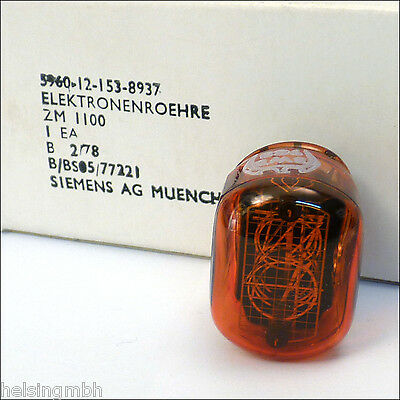 Siemens ZM1100, Nixie Röhre, Nixie Tube, neu, new old stock