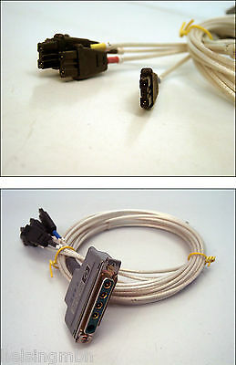 HP 15423A,  Data Cable,  Daten Kabel,  HP 8180, Instrumentation Cable, geprüft