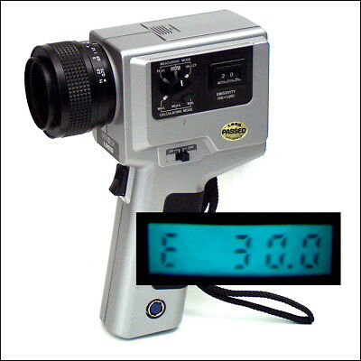 Minolta/Land Cyclops 33, Portables Infrarot Thermometer, Infrared Thermometer