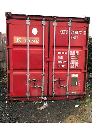20ft-  used QUALITY Shipping Container   SOUTHAMPTON