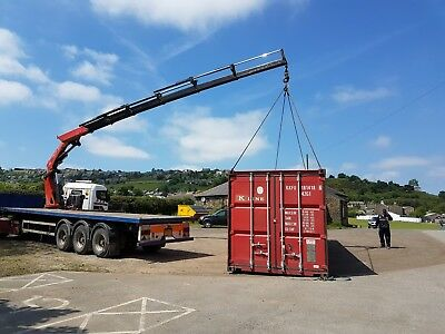 20ft -  used QUALITY Shipping Container  WARRINGTON