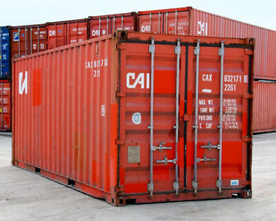 40ft -  used QUALITY Shipping Container  CREW