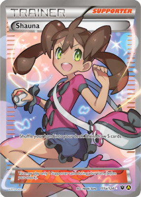 Shauna FULL ART 111a/124 EN