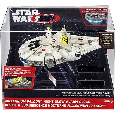 Star Wars Millenium Falcon Radiowecker