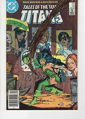 New Teen Titans 52 (NM)