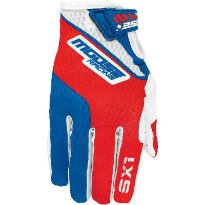 GUANTI BAMBINO MINICROSS MOOSE RACING SX1™ YOUTH S7 OFFROAD GLOVES taglia SMALL