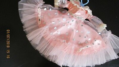 "1955 14"" Sweet Sue Ballerina Length Gown ""Junior Prom"""