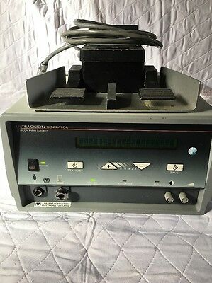 ETHICON Endo-surgery ULTRACISION GENERATOR G110 WITH FOOT SWITH PEDALS
