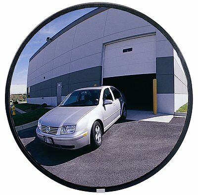 Outdoor Circular Convex Security Mirror Work Office Warehouse Safety Car Parking