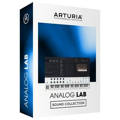Arturia ANALOG LAB 3 Software Instrument (Download)