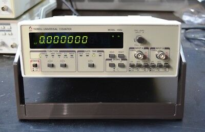 C&C Model 150U 150MHz Universal Frequency Counter