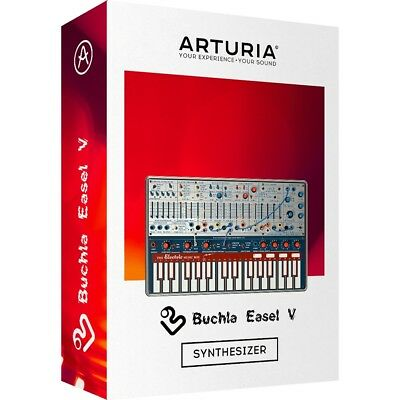 Arturia BUSCKLA EASEL V Software Instrument (Download)