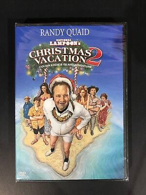National Lampoons Christmas Vacation 2: Cousin Ed's Big...Adventure NEW Sealed