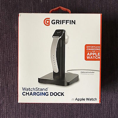 New Griffin WatchStand Charging Dock (Docking Station) for Apple Watch GC41536
