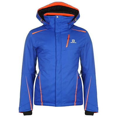 96d04674f6 SALOMON RISE MENS Ski Winter Jacket Size XXL - EUR 134