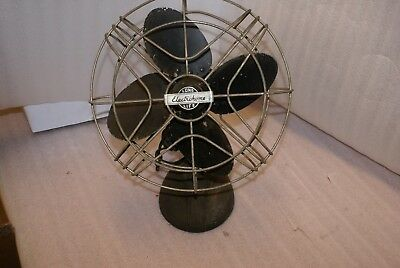 Art Deco Electrohome Model 6100 S Electric Fan Works