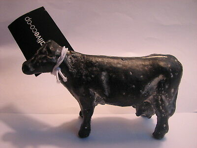New Cow Metal Figurine -Made by Creative Co-op