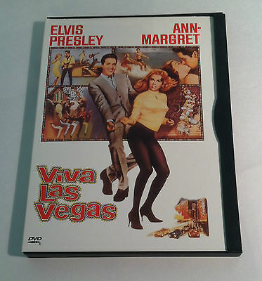 Viva Las Vegas (DVD) Ann-Margret, Elvis Presley, Cesare Danova, William Demarest