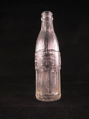 YAVA Glass - RARE Vintage Collectible DIXIE MOON BRAND Beverage Bottle