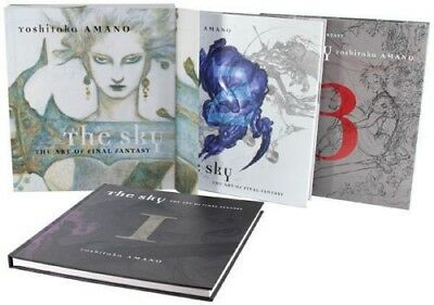 The Sky: The Art of Final Fantasy (Complete, Like New)