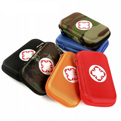 Mini Outdoor Camping Hiking Survival Bag Travel Emergency Rescue First Aid Pouch