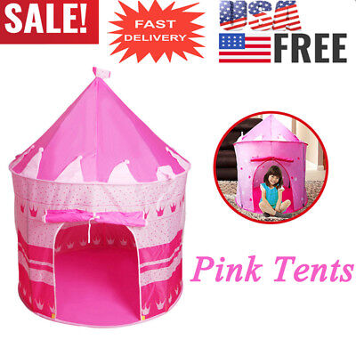Princess Castle Play House Toys For Girls Play Tent Kids Toddler 4-9 Year Toy