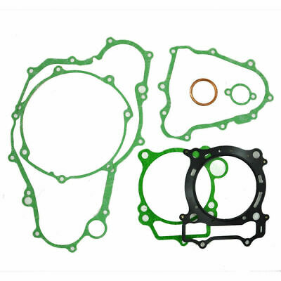 Full Complete Engine Gasket Oil Seals Kit Set For Yamaha WR450F 2003-2006