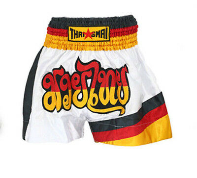 ThaiSmai Muay Thai Deutsch Fighter Shorts