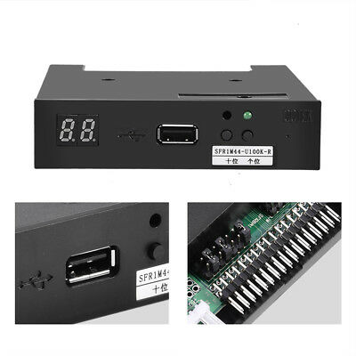 "3.5"" 1.44MB USB SSD Floppy Drive Emulator Simulator For ROLAND E86 G800 Keyboard"