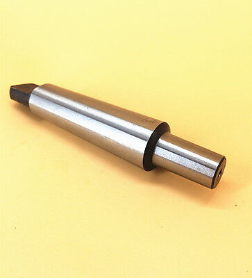 No. 3 Morse Taper MT3 With B18 Adapter Arbor for Drill Chuck [159A]
