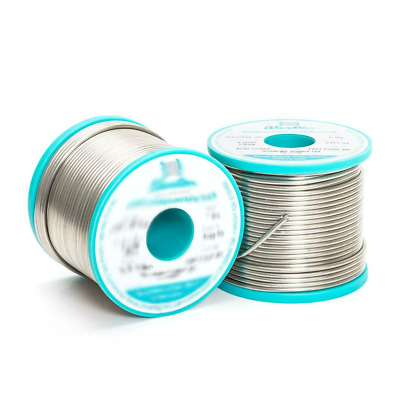 High Purity Solder Alloy Wire 60/40 22SWG 0.7mm 500g Reel 01861-00337 Lead Free