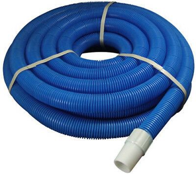 Generic Swimming Pool Vacuum Cleaner Hose With End Cuffs - 9m, 12m, 15m