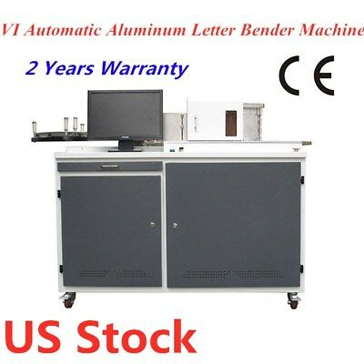 US - Automatic Channel Letter Fabrication Bender Enhanced Edition Light Weight