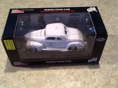Texaco Inspection Car 1/24 Scale Diecast 1940 Ford Coupe. MINT CONDITION