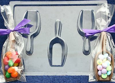 Shovel Scoop Easter Chocolate Candy Mold Molds Diy Easter Party Favors
