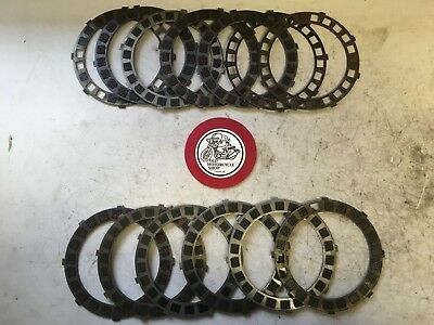 Velocette Clutch Friction Plates 22 Cork Insert Oem
