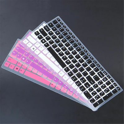 0.2MM Laptop Keyboard Protector Skin Cover Film For Lenovo Ideapad 110 (110-15)