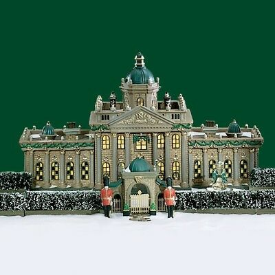 Dept 56 Dickens Village ~ Ramsford Palace ~ Mint In Box 58336